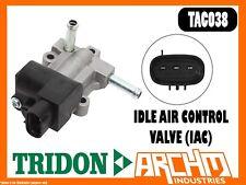 TRIDON TAC038 - IDLE AIR CONTROL VALVE (IAC) - 3 PINS - ACTUATING DEVICE SPEED