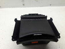 02 MERCEDES S-430 LEATHER CENTER CONSOLE STORAGE (BLACK) 598068 OEM MX9