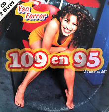 Ysa Ferrer ‎CD Single 109 En 95 - France (F/VG+)