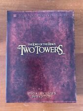 The Lord of the Rings: The Two Towers [Four-Disc Special Extended Edition]