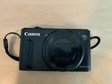 Canon Powershot SX610 HS Point and Shoot Digital Camera - Black