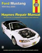 Ford Mustang 1994-2004 by Haynes Publishing (Paperback, 2007)