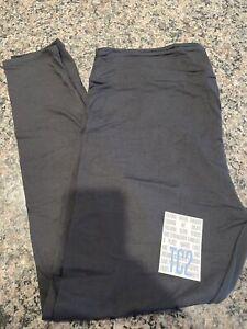 Lularoe TC2 solid black new leggings!