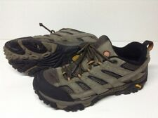 Merrell Men's Size 10 Moab Ventilator Hiking Shoes In Walnut J06011 Vibram EUC