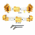 Portal Axle Housing Shell Spare Accessory with Front Universal Joint for RC Car