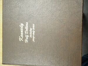 Complete Kennedy Half Dollar Set 1964 Thru 2012 - P-D-S-Proof and S-Silver Proof