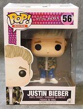 Justin Bieber - POP! Vinyl Figure - Funko Rocks