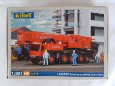 Kibri H0 13001 Liebherr Teleskop-Autokran LTM 1160/2 OVP