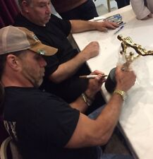 WWF WWE Slammy Award Signed By Bret Hart/Shawn Michaels/Razor Ramon/Diesle 1994