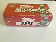2009 Topps NFL FOOTBALL Complete 440 Card SET SEALED