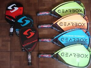 ANY MODEL GEARBOX M40 2021 NEW RACQUETBALL RACQUET