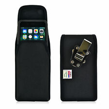 iPhone 8 Plus 7 Plus Holster Metal Clip Otterbox Nylon Vertical Turtleback