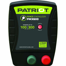 New Patriot Pmx600 Fence Energizer 60 Joule For Electric Fence