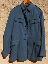 Vareuse Veste Officier Bleu Horizon ORIGINAL WWI 1914-1918 Uniforme France