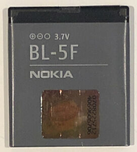Official Nokia BL-5F Original Replacement Battery 950mAh