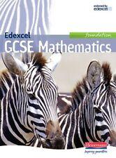 Edexcel GCSE Maths: Foundation Student Book 1 (Edexcel GCSE Mathematics) (Edex,