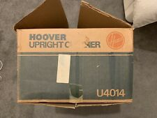 Vintage Hoover U4014 Upright Vacuum Cleaner BOXED NEW