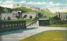 Edinburgh – National Gallery – Scotland