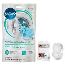 3 Affresh Washing Machine Washer Cleaner Odour Mould Mildrew Deep Clean Tablets