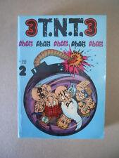 Raccolta ALAN FORD n°2 3 TNT 3 - comprende 12-13-14 [G624]