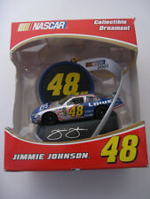 NASCAR JIMMIE JOHNSON #48 LOWE'S CHEVROLET 2005 ORNAMENT COLLECTIBLE IN BOX