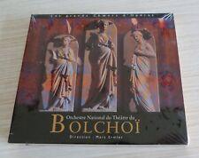 2 CD ORCHESTRE NATIONAL DU THEATRE DU BOLCHOI 23 TITRES CHOEURS D'OPERAS NEUF