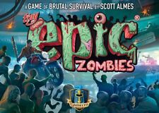 Tiny Epic Zombies Kickstarter Deluxe Edition - Euro Strategy Board Game Gamelyn