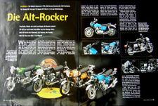 Collecter Münch, Norton, HONDA moto-Modèles de MINICHAMPS... un modèle de rapport