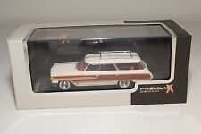 . PREMIUMX MODELS PRD203 FORD COUNTRY SQUIRE 1964 CREAM MINT BOXED
