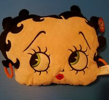 "13"" Kellytoy Betty Boop Face Plush Nwt 2014"