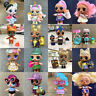 200+ Lol Surprise Dolls Winter Disco Hairgoals Real L.O.L. Authentic toy gift
