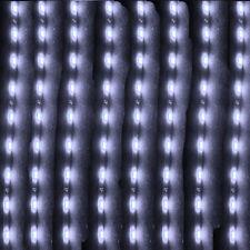 8Pcs/Lot 12V 15 LED 30cm Car Motor Vehicle Flexible Waterproof Strip Light White