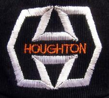 HOUGHTON INTERNATIONAL steel industry baseball cap Valley Forge corduroy hat