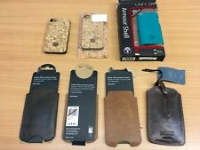 IPHONE 4 4S MOBILE PHONE CASE LEATHER CORK SHELL NEW REVEAL JOHN LEWIS CHOOSE