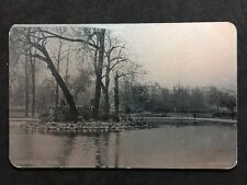 "RP Vintage Postcard Warks. #B2 - Swanswell Pool, Coventry - 1906 ""Alumino"""