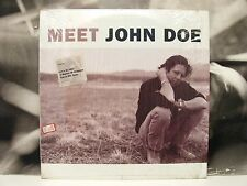 JOHN DOE ( X ) - MEET JOHN DOE - LP NEAR MINT USA PRESSING 1990 DGC 24291