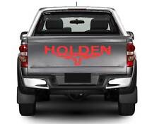 HOLDEN 1200mm LONGHORN DECAL *CHOICE OF COLOURS* Car Ute Truck RMW STICKER