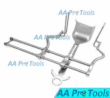 Balfour Abdominal Retractor, Surgical Veterinary Instruments. AA Pro Tools.