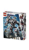 Lego Marvel Super Heroes War Machine Buster (76124) Box Is Damaged