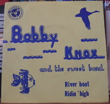 BOBBY KNOX AND THE SWEET BAND RIVER BOAT FRENCH SP