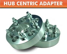 """2 Hub Centric Wheel Adapters 5x4.5"""" ¦ 350Z Spacers 1"""""""