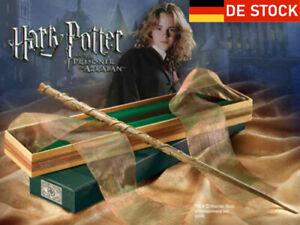 Harry Potter Wand Hermine Granger Zauberstab Hermines Magie Wands Stick mit Box