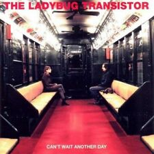 Ladybug Transistor - Cant Waitanother Day (NEW CD)