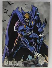 Skybox Fleer 1996 DC Vs Marvel Amalgam Promo Dark Claw