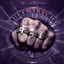 Queensrÿche - Frequency Unknown [New CD] Deluxe Edition