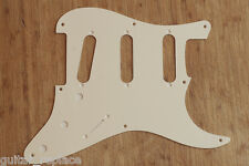 Golpeador Stratocaster 57 Parchment 1Capa SSS 8 Agujeros Holes Pickguard Strato