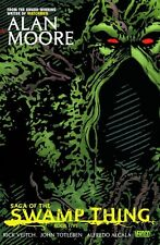 Saga of The Swamp Thing Volume 5 Softcover