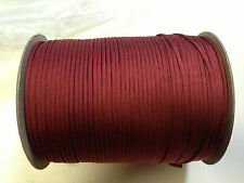 ARMY ISSUED 550 PARACHUTE PARACORD MIL SPEC TYPE III 7 STRAND 1200 FT SPOOL NIP