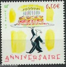 Y&T n° 3688 timbre pour anniversaire - Maitre d'hotel 2004  NEUF **