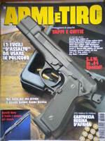 armi e tiro 1998 5 pistole fucili assalto pompa prove beretta cuffie tappi zoli